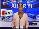 JT Wolof 14h - Présentation: Mamadou M.Ndiaye