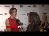 Tricia Helfer Interview ► 2014 Art Directors Guild Awards Arrivals ► Battlestar Galactica