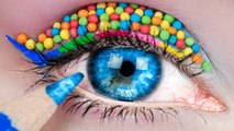 Life Hacks Make Up - 12 DIY Makeup Tutorial Life Hacks for Girls