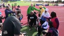 Voici la sprinteuse la plus âgée du monde : elle a 101 ans !