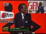 Réaction de Doudou Wade suite à la déclaration de Abdoulaye Wade au sujet de Macky Sall