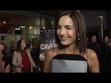 "Camilla Belle Interview ► ""Cavemen"" Los Angeles Premiere Red Carpet"