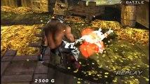 Tekken Dark Resurrection Armor King Gameplay