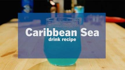 Caribbean Sea Drink Recipe