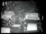 Panorama View, Street Car Motor Room 1904 - 1st Bird's-Eye Tracking Shot - G.W. Bitzer