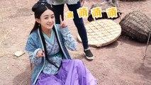 赵丽颖 - 蜀山战记 - 么么哒花絮 Zhao Li Ying - Legend of Zu Gwiyomi BTS
