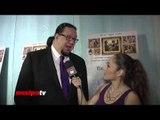 """Penn Jillette Interview ► """"Tim's Vermeer"""" Premiere Red Carpet Arrivals (Penn & Teller)"""