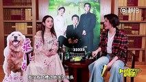 赵丽颖 《乘风破浪》爱奇艺爱电影采访 Zhao Li Ying Duckweed Interview for iQiYi