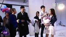 赵丽颖拍摄洁婷20周年品牌大片 Zhao Li Ying Filming for Jie Ting/LADYCARE 20th Anniversary BTS Footage