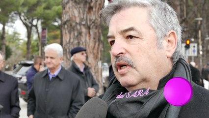 Report Tv - da'SARA, Dritero Agolli