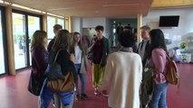 Alpes de Haute-Provence : le lycée Dignois reçoit 3 groupes de 3 pays européens dans le cadre du projet Erasmus+/Géoparc