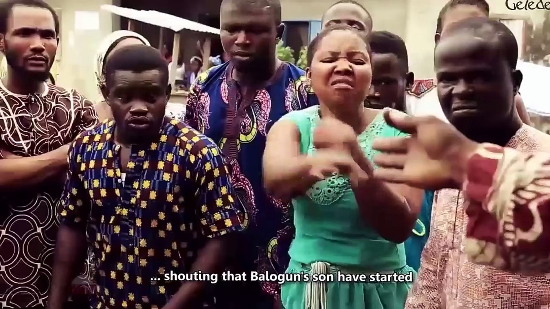 Salamotu Omo Oko - Latest Yoruba Nollywood Movie 2017 Comedy |Toyin Aimakhu| Ijebuu|