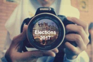 Elections 2017 vues par les stagiaires de la ferme du Fays dans l'Yonne