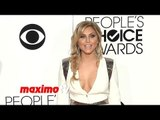 Cassie Scerbo People's Choice Awards 2014 - Red Carpet Arrivals