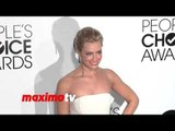 Beth Behrs People's Choice Awards 2014 - Red Carpet Arrivals