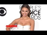 Jessica Alba People's Choice Awards 2014 - Red Carpet Arrivals