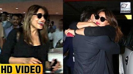 Bipasha Basu's BEST Reaction On Seeing Karan Singh Grover At The Airport