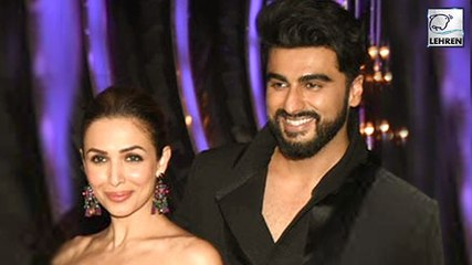 Malaika Arora & Arjun Kapoor's FIRST PUBLIC APPEARANCE Together After Dating Rumour