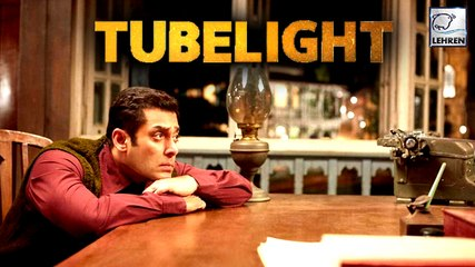 Salman Khan's UNSEEN New Pictures From Tubelight