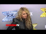"Paulina Rubio ""The X Factor"" USA Season 3 Finale Red Carpet Arrivals"