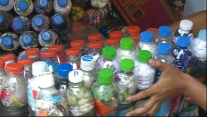Philippine surfers re-use sea waste