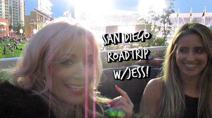 San Diego Vlog  | MissYarmosh