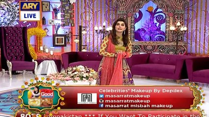 Watch Good Morning Pakistan on Ary Digital in High Quality 26th April 2017