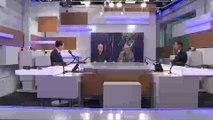 Débat entre Nicolas Bay du FN et Christophe Castaner, proche d'Emmanuel Macron