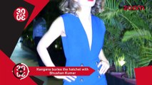 Kangana Buries The Hatchet With Bhushan,Priyanka To Be Shahrukh's Leading Lady In SLB's Next