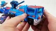 Transformers Prime Otimus Prime Bumblebee UItra Magnus Whilljack Truck Vehicle Robot Car Toys