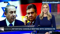PERSPECTIVES   Netanyahu gives German FM 'ultimatum' over NGOs    Tuesday, April 25th 2017