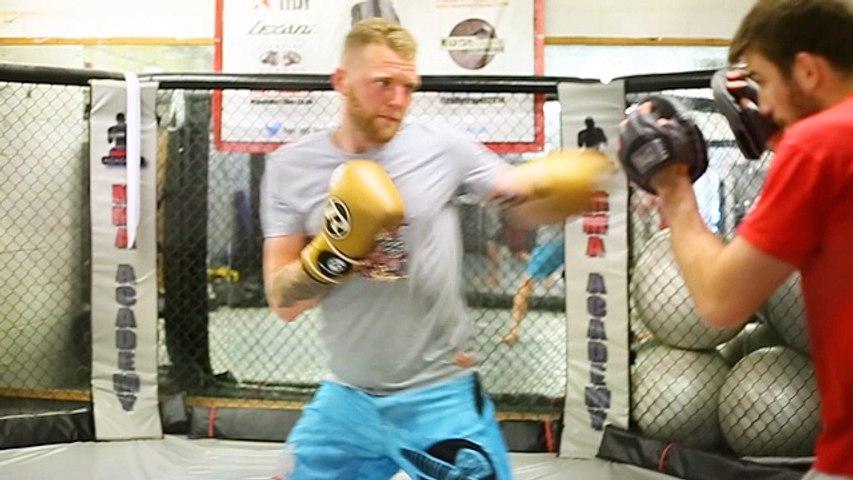 Behind the Fighter: Tim Barnett