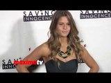 "Marielle Jaffe 2nd Annual ""Saving Innocence"" Gala Red Carpet Arrivals - Actress"