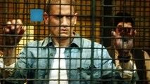 Michael Scofields Tattoo Time-Lapse   Season 5   PRISON BREAK
