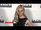 """Caitlin Crosby 2nd Annual """"Saving Innocence"""" Gala Red Carpet Arrivals - Singer"""