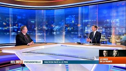 1er tour Présidentielle française 2017 - l'analyse du député Philip Cordery sur RTL TVI