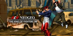 Neo Geo The King of Fighters 98 - Gameplay