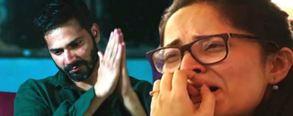 Varun Dhawan Female Fan Crying