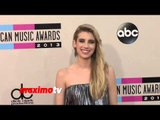 Emma Roberts 2013 American Music Awards Red Carpet - AMAs 2013