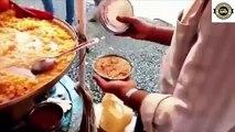 Italian Street Food a very skilled Pizza Maker New 2017