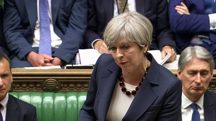 May: We've finally emerged from Labour's economic crash