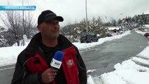 Hautes-Alpes : entre 30 et 40 cm de neige tombés à Orcières