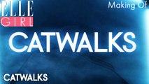 DIGITAL NEW TECH ! - Making of Bonus | Catwalks, une décennie de mode à Paris avec Inna Modja | Le 29/04 sur Elle Girl