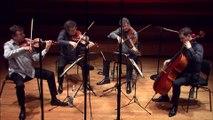 Chostakovitch : Quatuor à cordes n° 11 par le Quatuor Debussy