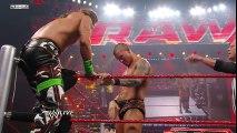 Raw  Shawn Michaels vs. Randy Orton - Elimination Chamber
