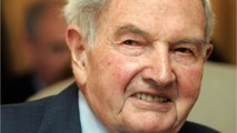 Billionaire Philanthropist David Rockefeller Dies At Age 101