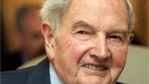 Billionaire David Rockefeller dies at 101
