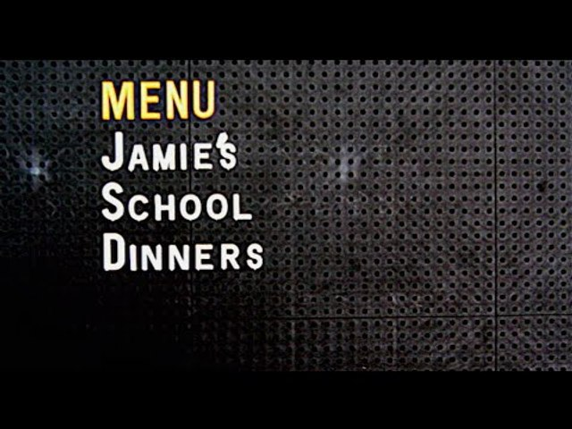 FMTV - Jamie's School Dinner (TRAILER)