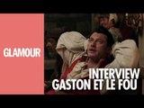 La Belle et la Bête : Luke Evans (Gaston) et Josh Gad (Le Fou) parlent de leur relation, du tournage