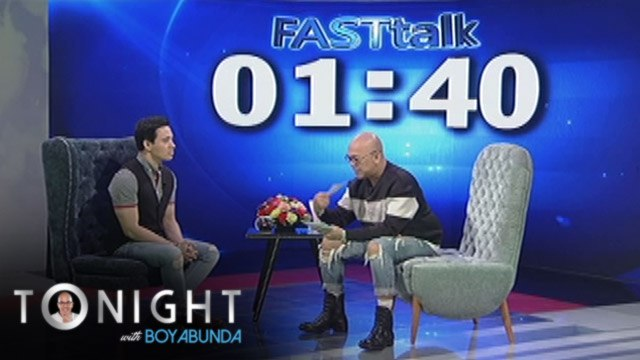 TWBA: Fast Talk with Erik Santos